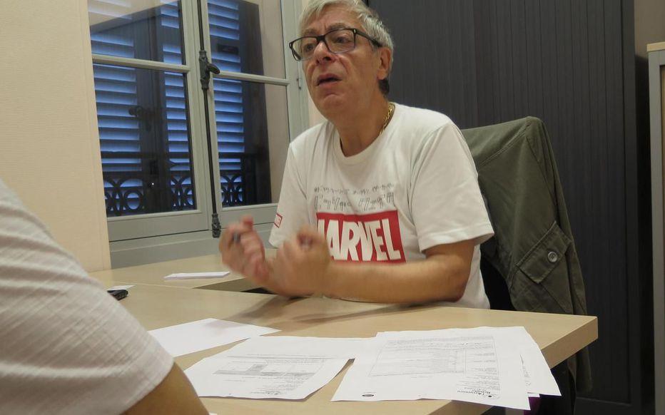 Article Le Parisien sur Gilles Salomon