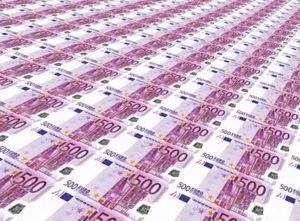 Anecdote de Gilles Salomon, écrivain public à Paris : 2 milliards d'euros