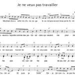 Anecdote de Gilles Salomon, écrivain public à Paris : je ne veux pas travailler